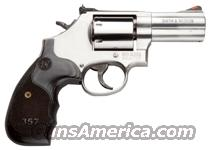 "S&W 686 3-5-7 3"" .357 AS 7-SH SS UNFLUTED CYL  Guns > Pistols > Smith & Wesson Revolvers > Full Frame Revolver"