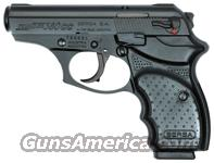 BERSA THUNDER CC .380ACP FS 8+1 SHOT BLACK MATTE SYNTHETIC  Guns > Pistols > Bersa Pistols