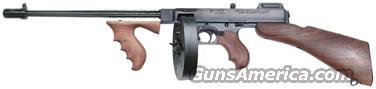 THOMPSON 1927A1 .45ACP CARBINE W/50 ROUNDS DRUM & 30RND  Guns > Rifles > Auto Ordnance Rifles