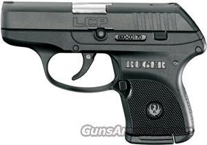 RUGER LCP .380ACP 6-SHOT FS BLUED  Guns > Pistols > Ruger Semi-Auto Pistols > LCP