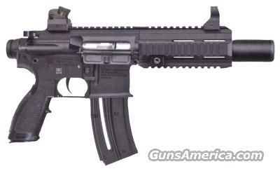 UMAREX H&K 416 .22LR PISTOL W/20RD MAGAZINE  Guns > Pistols > TU Misc Pistols