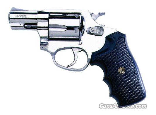 "ROSSI R462 .357 MAGNUM 2"" FS 6-SHOT STAINLESS  Guns > Pistols > Rossi Revolvers"