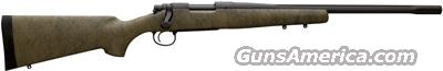 "REMINGTON 700XCR COMPACT TACTICAL .223 20"" FLUTED GREEN/BLK SYN  Guns > Rifles > Remington Rifles - Modern > Model 700 > Tactical"