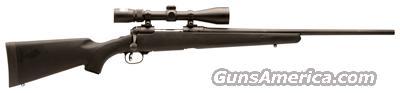 "SAVAGE 111 TROPHY HUNTER XP .30-06 22"" W/NIKON 3-9X40  Guns > Rifles > Savage Rifles > Standard Bolt Action > Sporting"