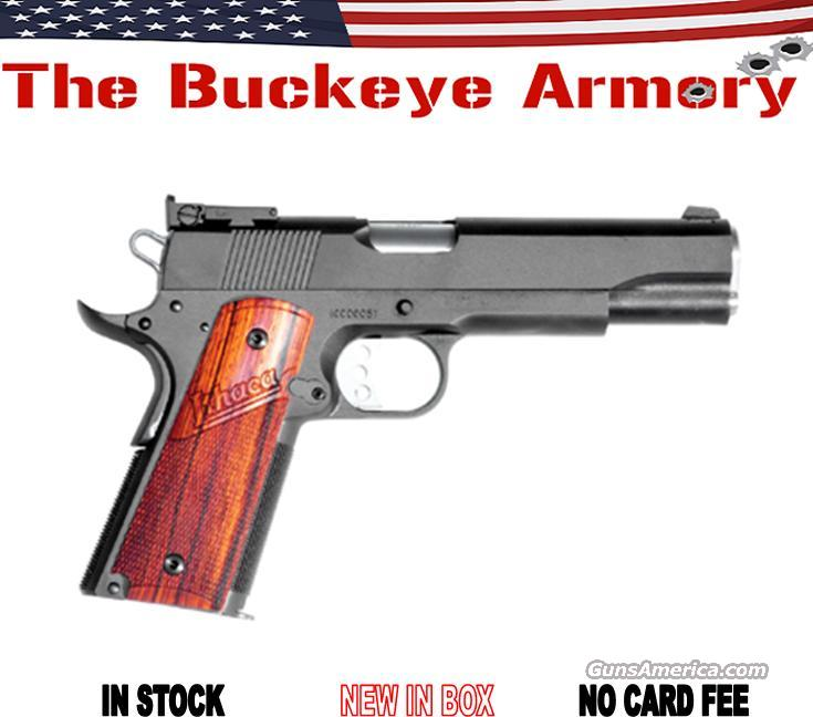"ITHACA 1911 45ACP 5"" BOMAR SIGHTS   Guns > Pistols > Ithaca Pistols"