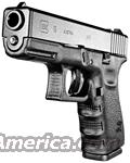 GLOCK 19 9MM FS 15-SHOT BLACK  Guns > Pistols > Glock Pistols > 19