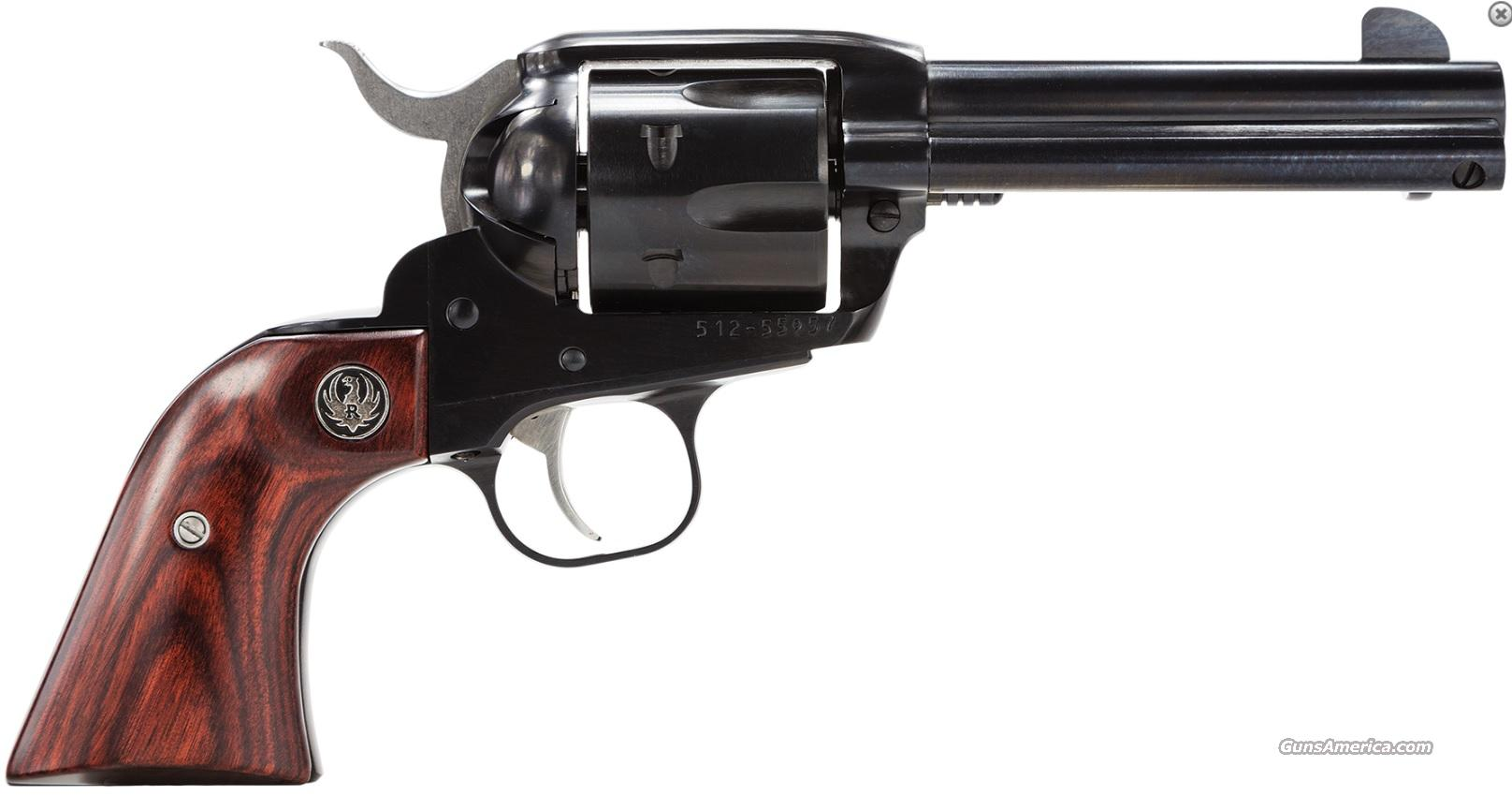 "RUGER Vaquero 45 Colt 4.62"" 6rd Rosewood Grip Blued Finish   Guns > Pistols > Ruger Single Action Revolvers > Blackhawk Type"