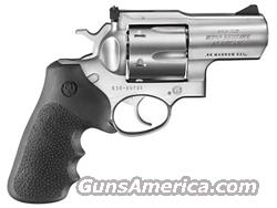 "RUGER SUPER REDHAWK ALASKAN .44MAG 2.5"" AS S/S RUBBER  Guns > Pistols > Ruger Double Action Revolver > Redhawk Type"