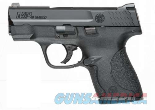 SMITH AND WESSON M&P40 SHIELD 40 SW  Guns > Pistols > Smith & Wesson Pistols - Autos > Shield