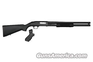 Mossberg 500 PERSUADER 12GA 8-SHOT 20 MATTE BLACK WPISTOL ...