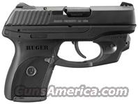 RUGER LC9-LM 9MM LUGER FS 8-SHOT BLUED W/LASERMAX  Guns > Pistols > Ruger Semi-Auto Pistols > LCP