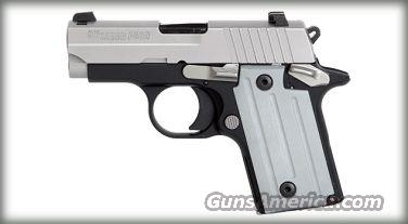 SIG SAUER P238 Two Tone, 380 ACP, W/Night Sights  Guns > Pistols > Sig - Sauer/Sigarms Pistols > P238