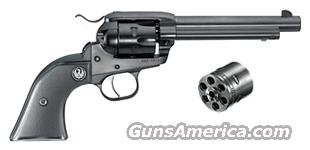 "RUGER SINGLE-SIX CONVERTIBLE .22LR/.22WMR 5.5"" FS BLUED  Guns > Pistols > Ruger Single Action Revolvers > Single Six Type"