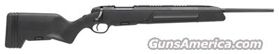 "STEYR SCOUT RIFLE .308 WIN 19"" BBL. BLACK MATTE FLUTED  Guns > Rifles > Steyr Rifles"