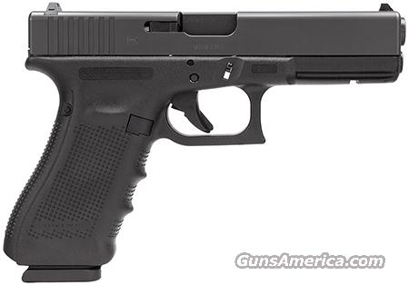 GLOCK 17 9MM GEN4, comes with 4 mags  Guns > Pistols > Glock Pistols > 17