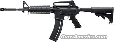 UMAREX COLT M4 CARBINE RIFLE .22LR W/30RND. MAGAZINE  Guns > Rifles > Walther Rifles