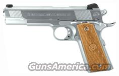 AMERICAN CLASSIC-II GOVT 1911 .45ACP FS HARD CHROME WOOD  Guns > Pistols > 1911 Pistol Copies (non-Colt)