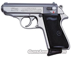 WALTHER PPK/S .380ACP SS FS 7-SHOT  Guns > Pistols > Walther Pistols > Post WWII > PPK Series