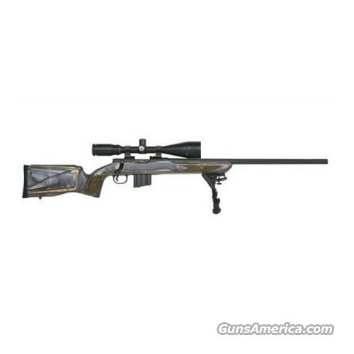"Mossberg MVP VARMINT 5.56MM 24""HB BR-STYLE STOCK W/4-16X50 SCOPE  Guns > Rifles > Mossberg Rifles > Other Bolt Action"