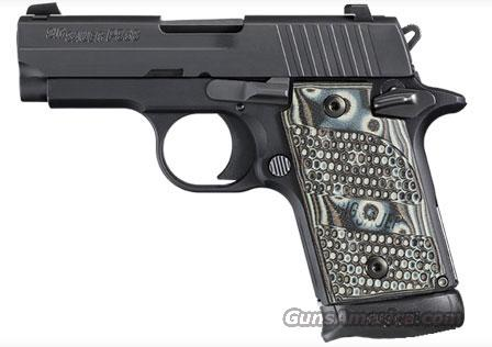 "SIG SAUER P938 9MM EXTREME 3"" G10 GRIPS NITRON NS 6+1 & 7+1 mags  Guns > Pistols > Sig - Sauer/Sigarms Pistols > Other"