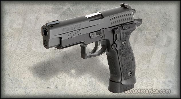 SIG P226 40SW TACOPS BLK MAGWELL GRIPS TRUGLO   Guns > Pistols > Sig - Sauer/Sigarms Pistols > P226
