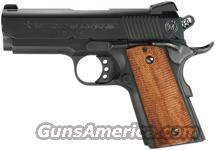 AMERICAN CLASSIC AMIGO OFFICER .45ACP BLUE 7-SHOT  Guns > Pistols > 1911 Pistol Copies (non-Colt)