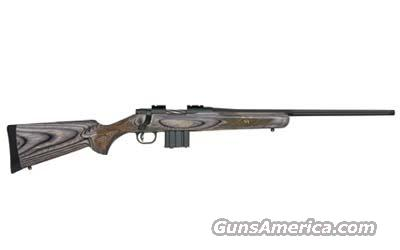 "MOSSBERG MVP PREDATOR 5.56MM 10-SHOT 20"" FLUTED BLUED GREY LAMINATE  Guns > Rifles > Mossberg Rifles > Other Bolt Action"