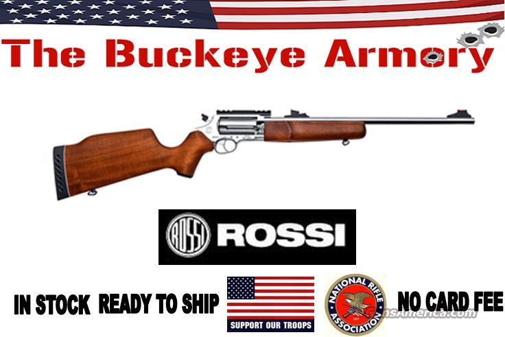 "ROSSI CIRCUIT JUDGE .45LC/.410 18.5"" STAINLESS  Guns > Rifles > Rossi Rifles > Cowboy"