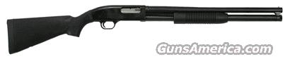 "MAVERICK 88 SECURITY 12GA 3"" 20"" CYL 8-SHOT BLACK SYNTHETIC  Guns > Shotguns > Maverick Shotguns"