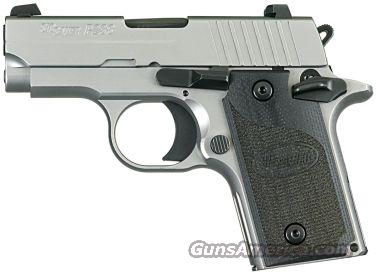 SIG P238 380ACP SS NS G10 GRIPS 1 6RD   Guns > Pistols > Sig - Sauer/Sigarms Pistols > P238