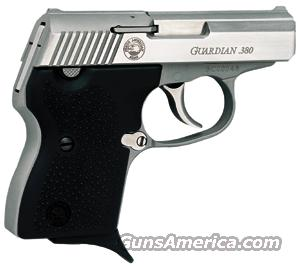 NAA GUARDIAN .380ACP 6+1 SHOT S/S BLACK SYNTHETIC GRIPS  Guns > Pistols > North American Arms Pistols
