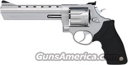"TAURUS 608 .357 6.5""VR PORTED AS 8-SHOT STAINLESS  Guns > Pistols > Taurus Pistols/Revolvers > Revolvers"