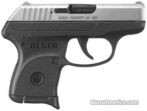 RUGER LCP .380ACP 6-SHOT FS STAINLESS SLIDE  Guns > Pistols > Ruger Semi-Auto Pistols > LCP