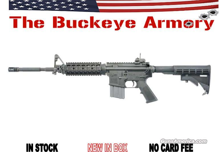 "COLT AR15 M4 223REM 16"" KNIGHT'S QUAD RAIL   Guns > Rifles > Colt Military/Tactical Rifles"