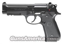 "BERETTA 92A1 9MM 4.9"" 17-SHOT MATTE 3 MAGS  Guns > Pistols > Beretta Pistols > Model 92 Series"