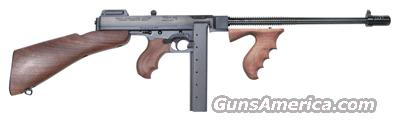 THOMPSON 1927A1 .45ACP CARBINE W/DETACHABLE STOCK & FOREARM  Guns > Rifles > Thompson Subguns/Semi-Auto