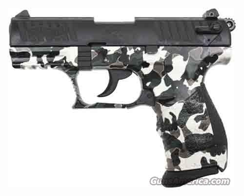"WALTHER P22 .22LR 3.4"" AS 10-SHOT URBAN CAMO (TALO)  Guns > Pistols > Walther Pistols > Post WWII > P22"