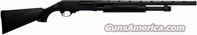 "H&R PARDNER PUMP YOUTH 20GA 3"" 21""VR W/MODIFIED TUBE BLK SYN  Guns > Shotguns > Harrington & Richardson Shotguns"