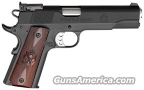 "SPRINGFIELD 1911 RANGE OFFICER .45ACP 5"" AS PARKERIZED W/GEAR  Guns > Pistols > Springfield Armory Pistols > 1911 Type"