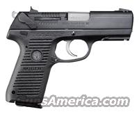 Ruger P95 blued 9mm  Guns > Pistols > Ruger Semi-Auto Pistols > P-Series