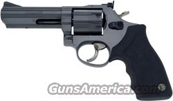 "TAURUS 66 .357 4"" AS 7-SHOT BLUED RUBBER  Guns > Pistols > Taurus Pistols/Revolvers > Revolvers"