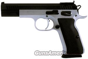 EAA WITNESS MATCH 9MM 18RD. FS 2-TONE BLACK SYN. GRIPS  Guns > Pistols > EAA Pistols > Other