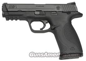 "S&W M&P9 9MM 4.25"" FS W/SAFETY BLACKENED SS/BLK POLY  Guns > Pistols > Smith & Wesson Pistols - Autos > Polymer Frame"