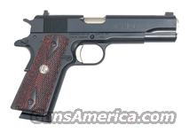 "REMINGTON 1911R1 .45ACP 5"" FS 8-SHOT BLUED ROSEWOOD 2-MAGS. (TALO)  Guns > Pistols > Remington Pistols - Modern"