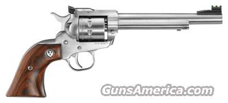 "RUGER SINGLE-NINE .22WMR 9-SHT 6.5"" AS STAINLESS HARDWOOD  Guns > Pistols > Ruger Single Action Revolvers > Single Six Type"