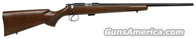 "CZ 455 AMERICAN .22LR 20.5"" BLUED BARREL WALNUT STOCK  Guns > Rifles > CZ Rifles"