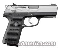 RUGER P95 9MM  15-SHOT S/S SLIDE BLACK POLYMER  Guns > Pistols > Ruger Semi-Auto Pistols > P-Series