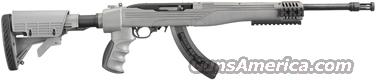 RUGER TALO 10/22 TACTICAL 22LR ATI BATTLESHIP GRAY 25RD   Guns > Rifles > Ruger Rifles > 10-22
