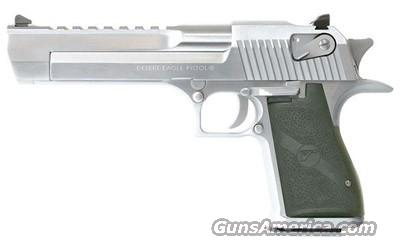 "DESERT EAGLE MARK XIX .50AE 6"" BRUSHED CHROME (SALE PRICE)  Guns > Pistols > Desert Eagle/IMI Pistols > Desert Eagle"