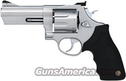 "TAURUS 608 .357 4"" PORTED AS 8-SHOT STAINLESS  Guns > Pistols > Taurus Pistols/Revolvers > Revolvers"